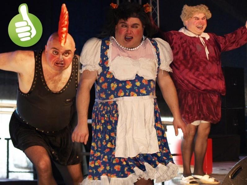 Zum Wegschmeißen komisch - Drixi, die Comedyshow der extrem witzigen Mimiken. Die 490. Wiese wurde dieses Jahr mal humorvoll gestartet. Uwe Drechsel - alias Drixi - aus Leipzig brachte das Publikum zum Lachen. Ein lustiger Start ins Wiesenwochenende!
