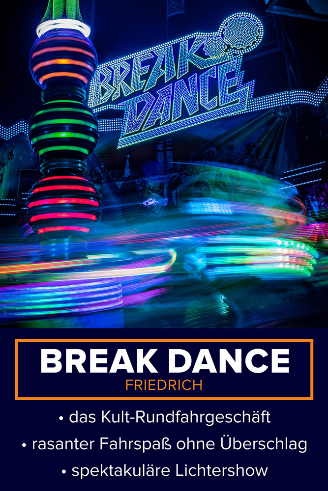 Break Dance Friedrich