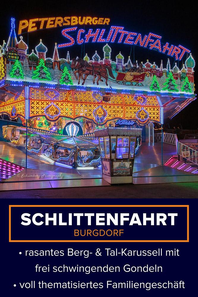 Schlittenfahrt Burgdorf