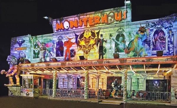 Monsterhaus Geisterbahn
