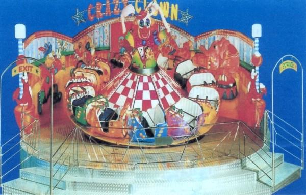 """Crazy Clown  - auch auf  """"Kleine Wiese"""""""