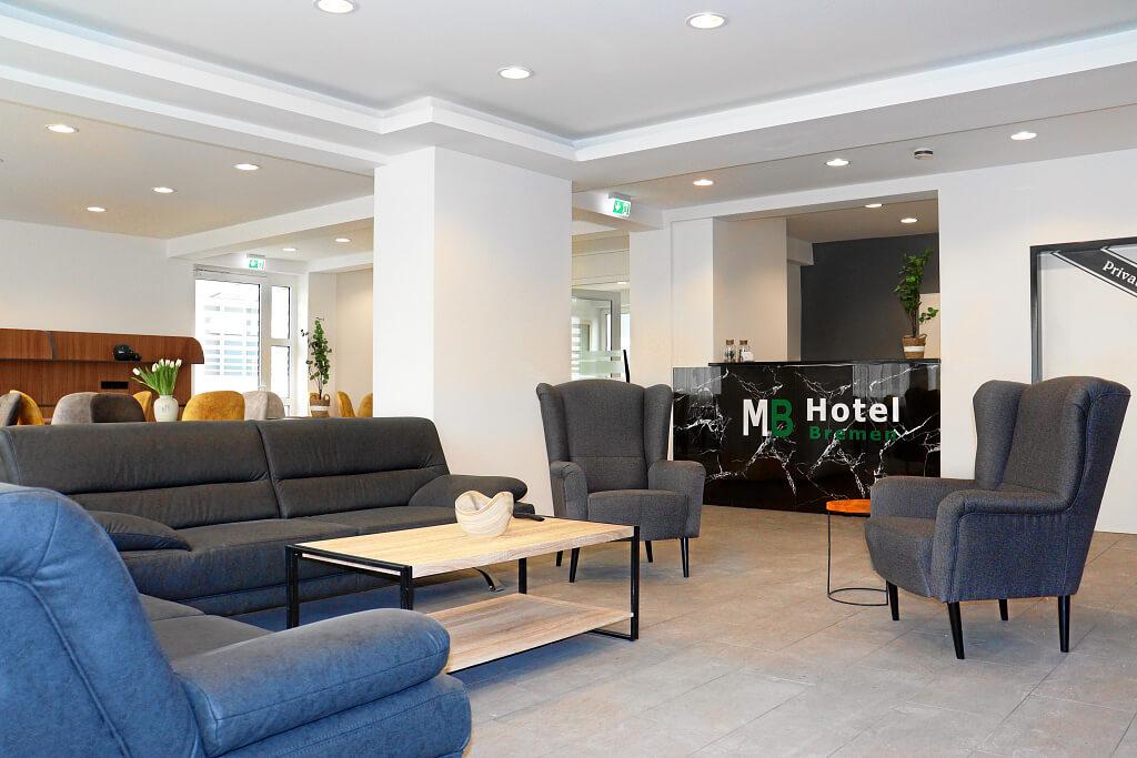 Lounge für Gäste