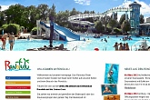 Ronolulu Erlebnisbad, Abenteuer-Schwimmbad