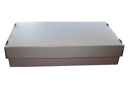 Découpes et rainages laser sur carton ondulé