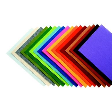 Choix coloris feutrine