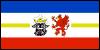 Flagge von Mecklenburg-Vorpommern