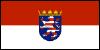 Flagge von Thüringen
