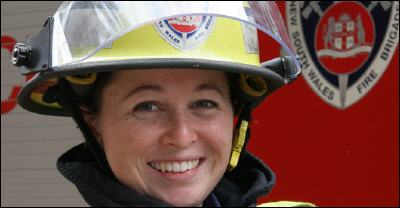 Peta Doyle – New South Wales Fire and Rescue