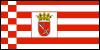 Flagge von Bremen
