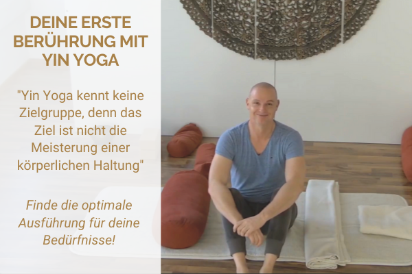 Yin Yoga Video Videoreihe Rene Hug