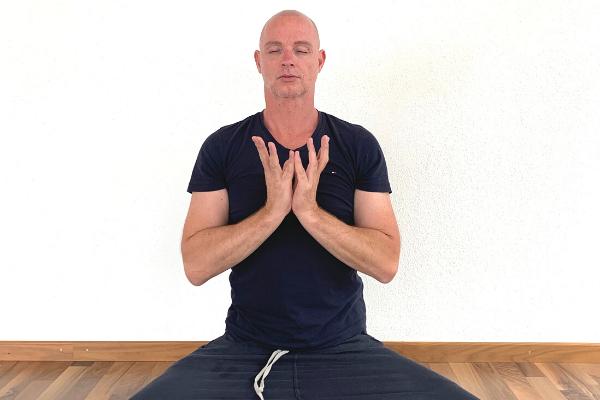 Lotus Mudra Anleitung Bedeutung Rene Hug Yin yoga