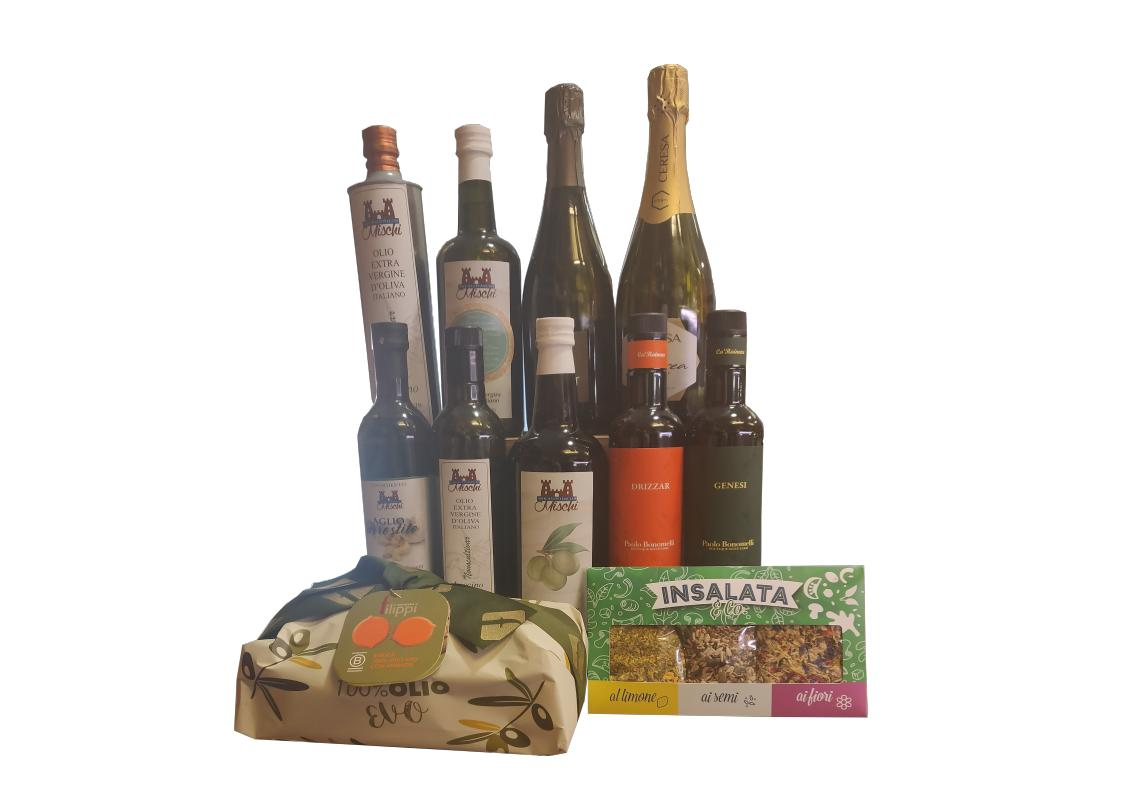 Angebot für Ostern mit unglaublichen Werbegeschenken! (oliven ol)
