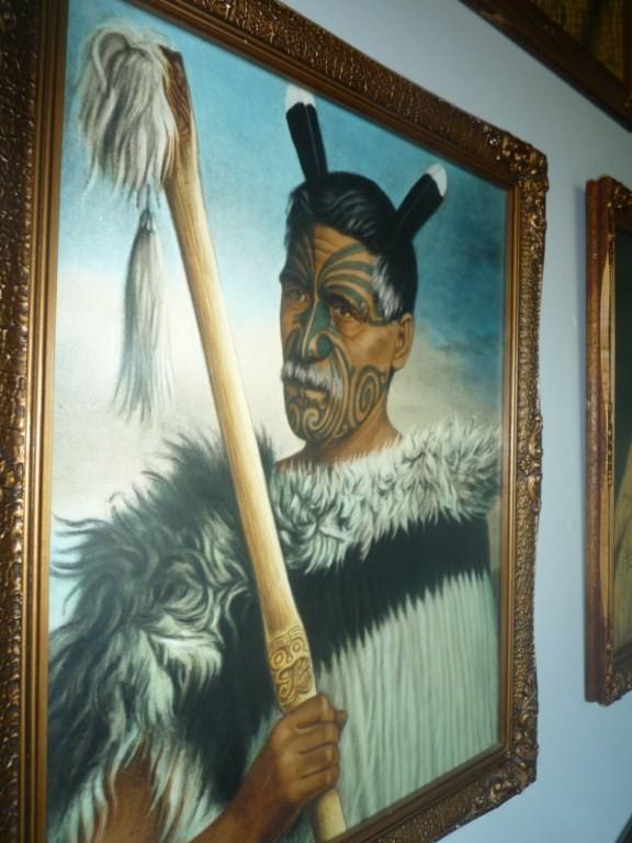 Fotos de maoríes