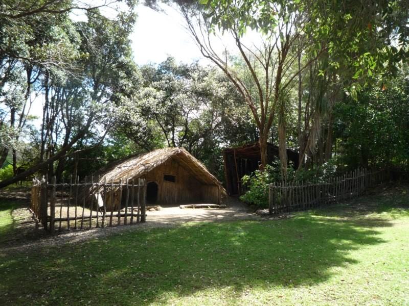 Rewa's Village, en Keri Keri