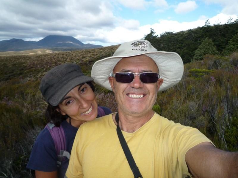 Mini trekking en Whakapapa Village