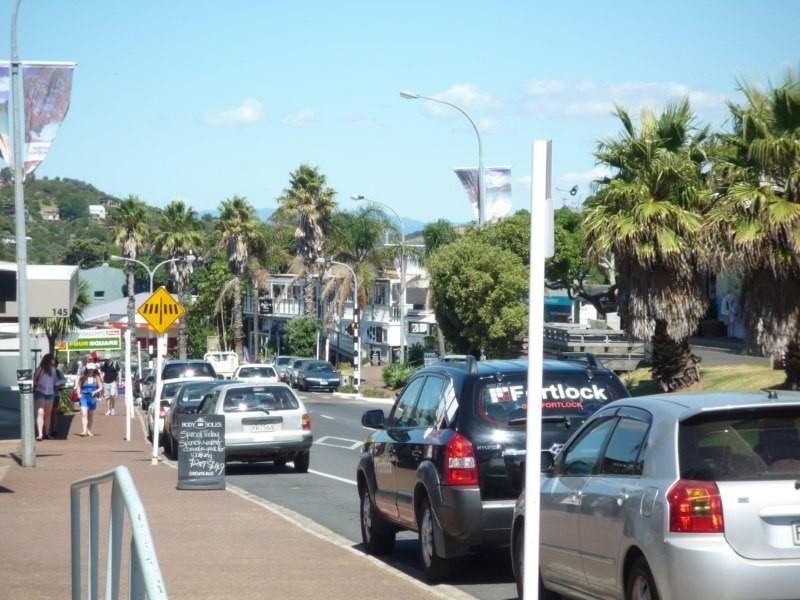 Calle principal de Oneroa