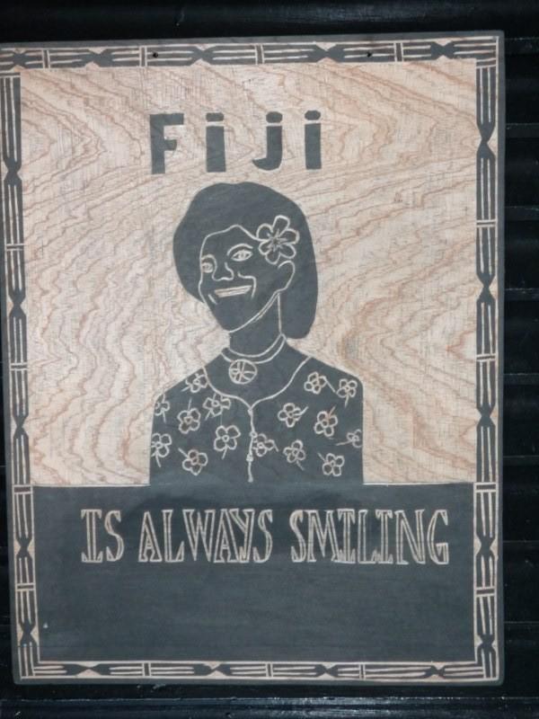 """""""Fiji, siempre sonríe"""""""