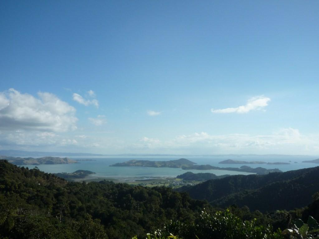 Vistas de Coromandel Harbour