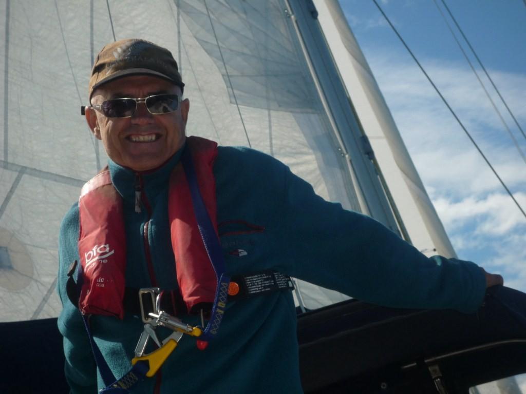 Navegando de Waiheke a Coromandel