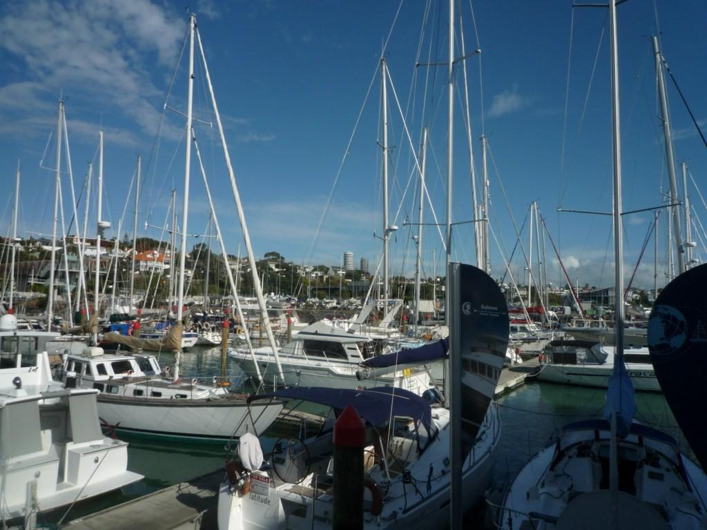 Pier 21 Marina