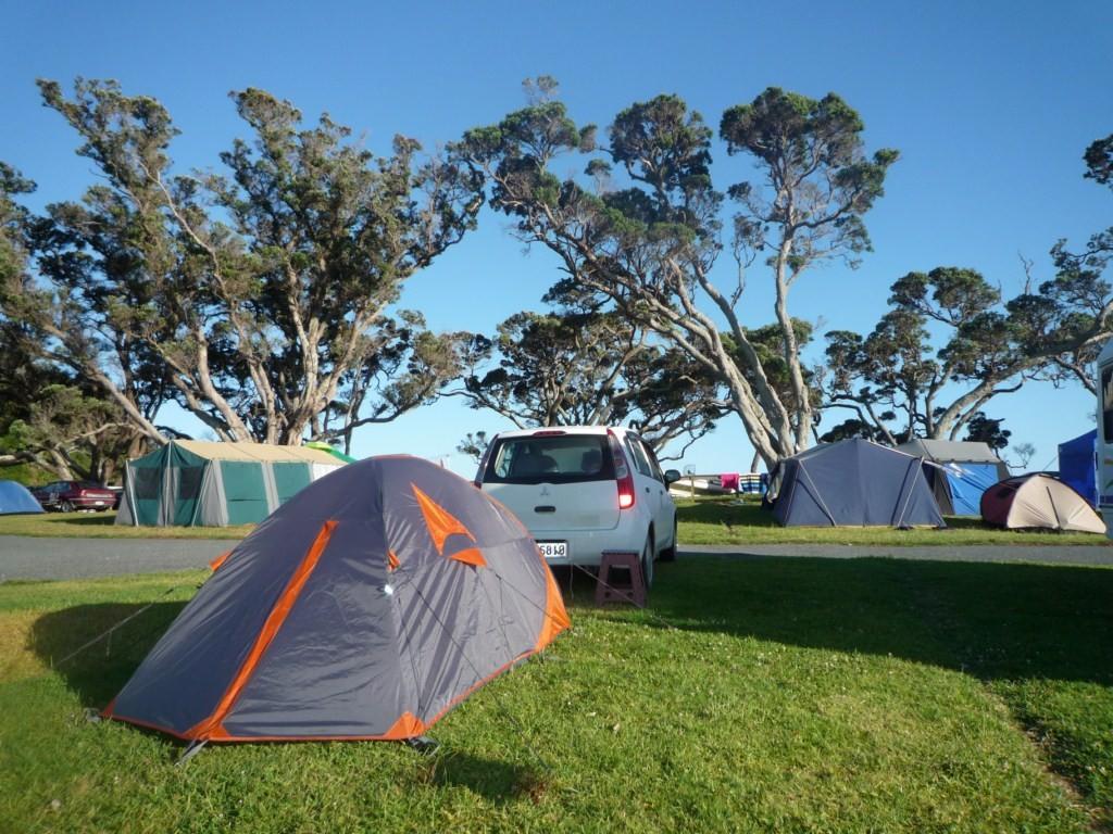 Camping de Whananaki
