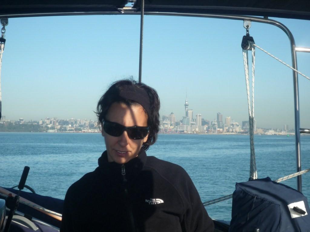 Dejamos atrás Auckland