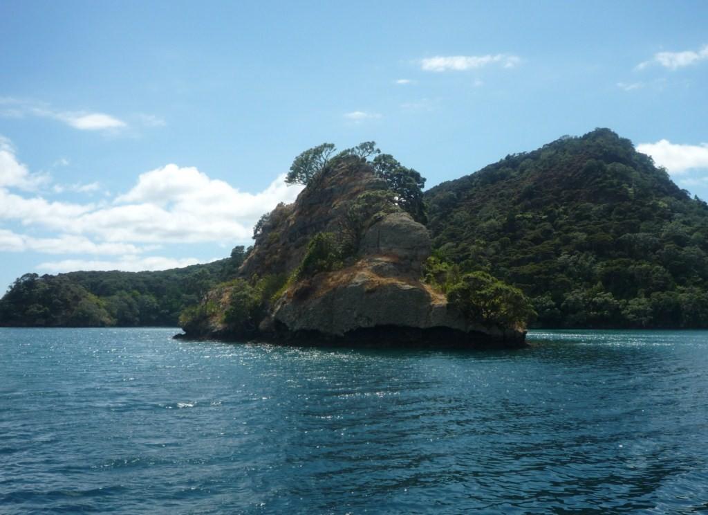 Nos movemos a Kiwiriki Bay