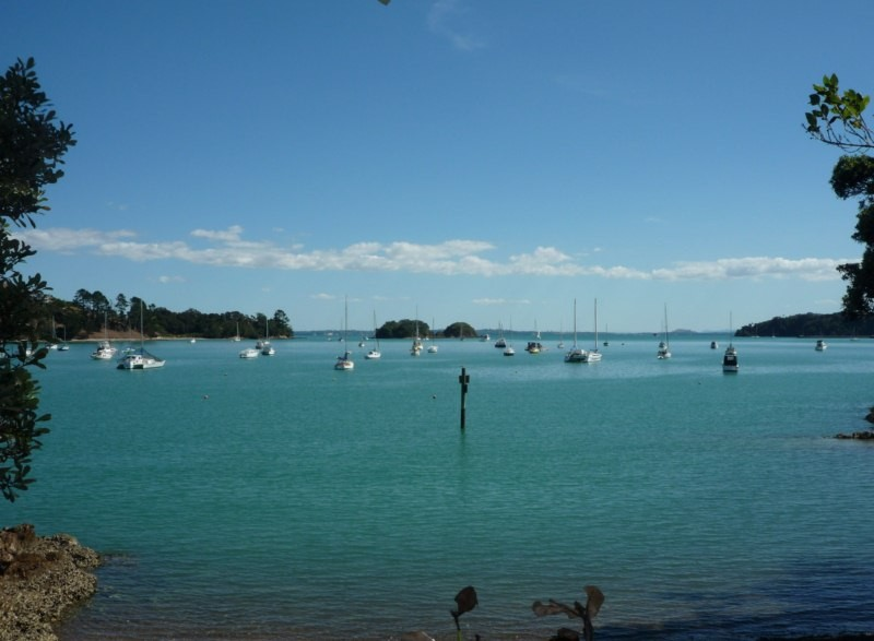 Putiki Bay & Anzac Bay