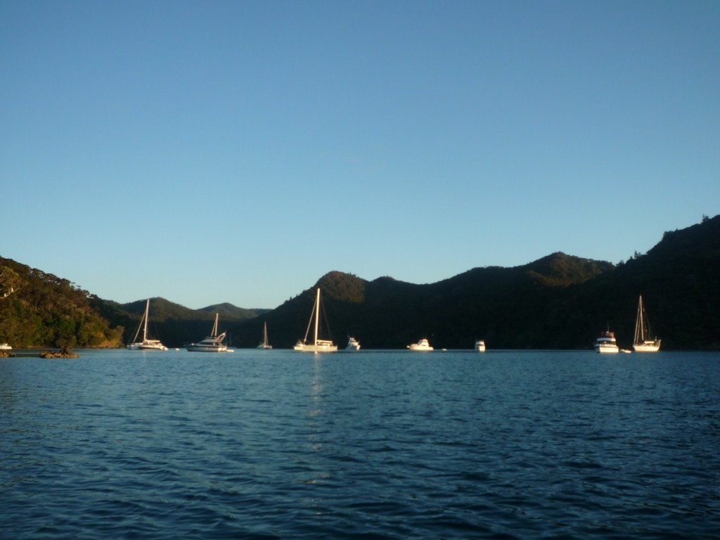 Kiwiriki Bay también bastante popular entre los kiwis
