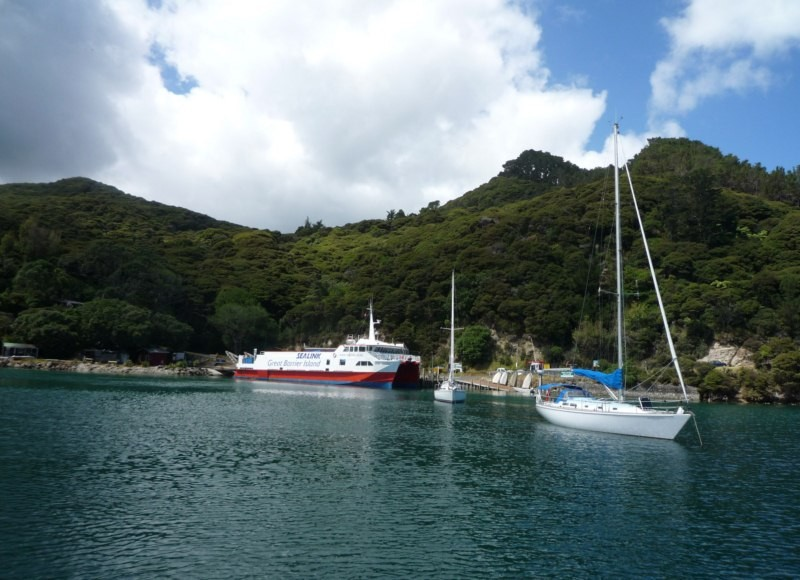Riarohara Bay