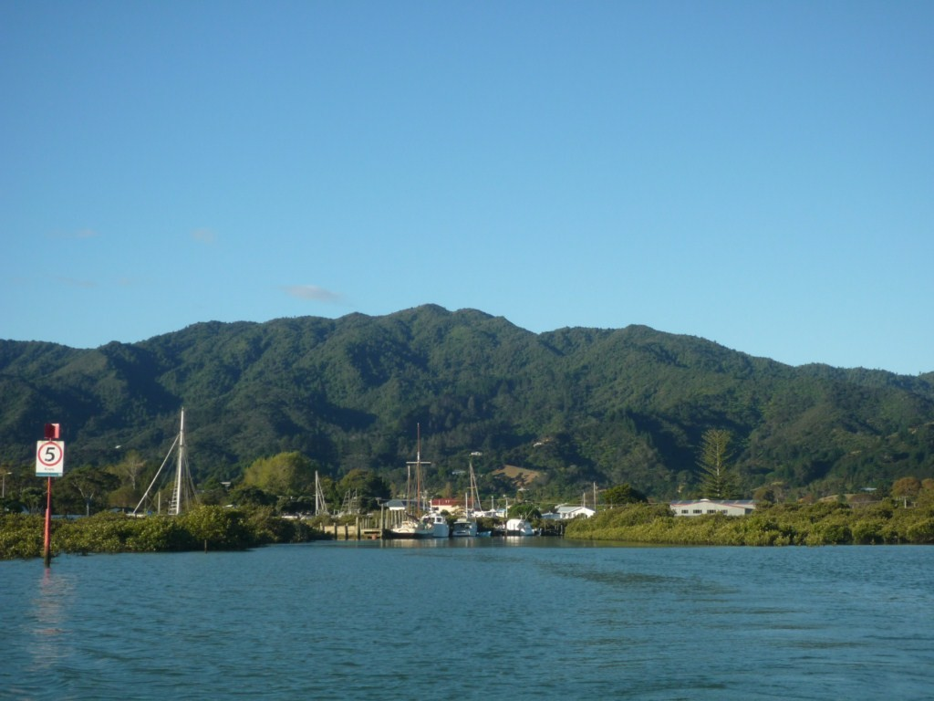 Coromandel Harbour