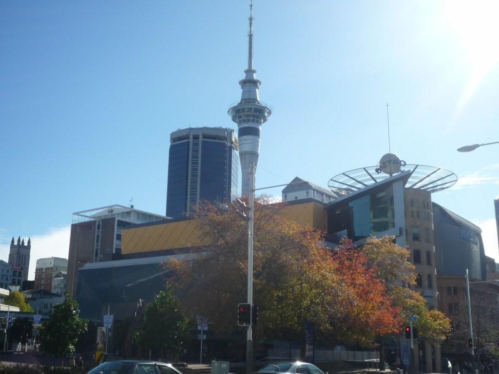 El símbolo de Auckland