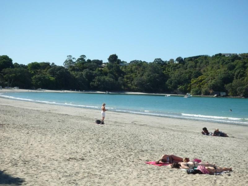 Oneroa Beach