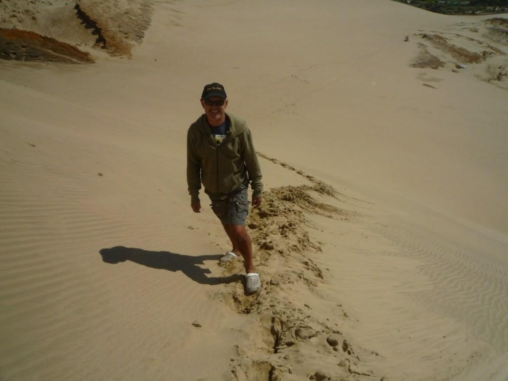 Las dunas gigantes