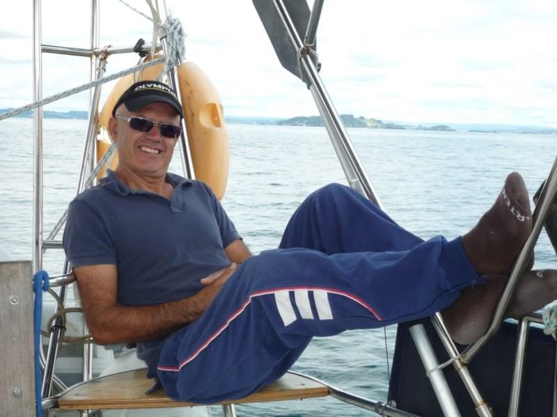 El capi en navegación
