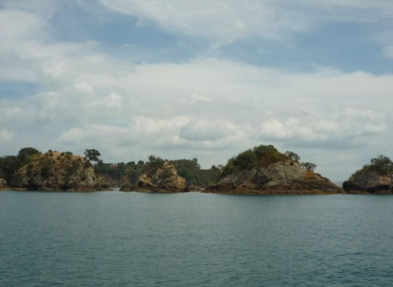 Entrada a Oneroa Bay
