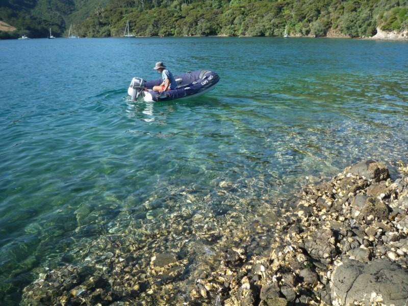 Desde Quoin Island