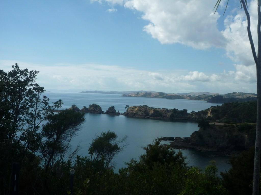 Vistas de Oneroa Bay