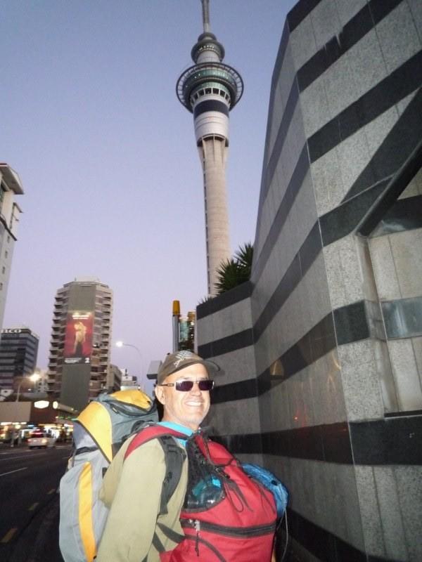 Vuelta a Auckland