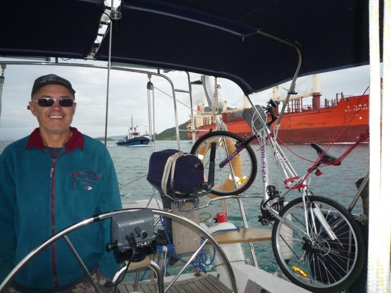 Saliendo de Whangarei
