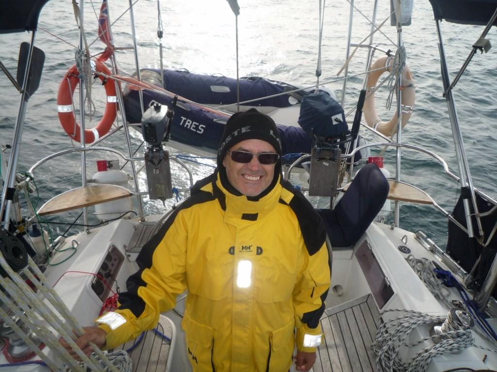 Navegando en la Bahía de las Islas