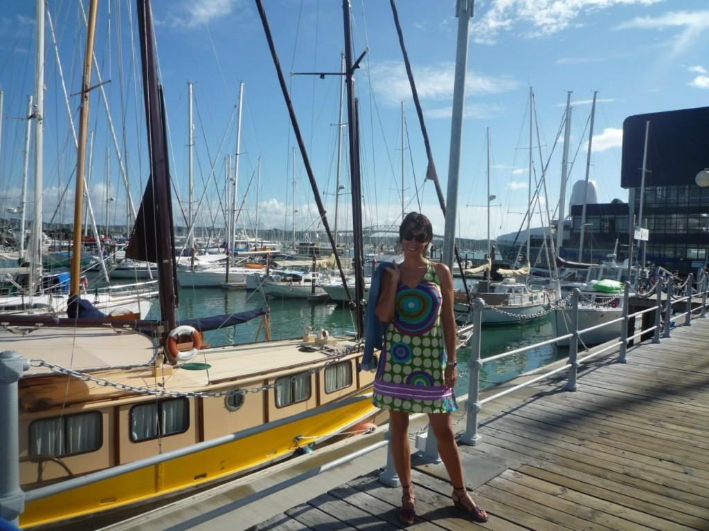 Pier 21 Marina, Auckland