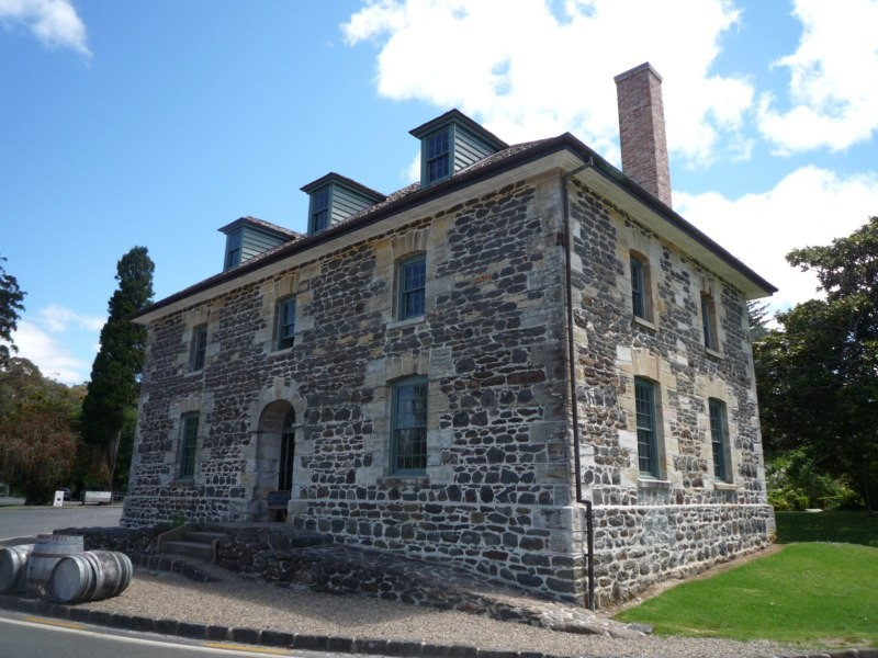 Stone House, la casa más antigua de piedra de NZ