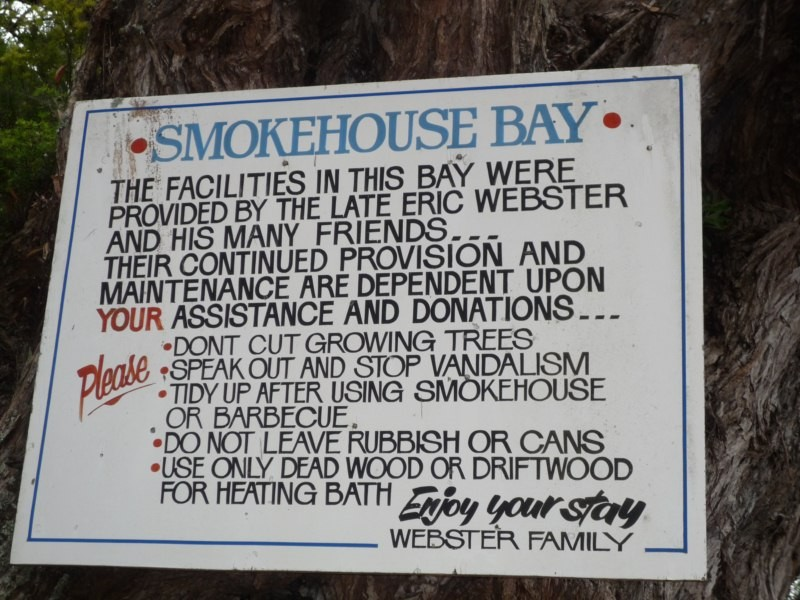 Smokehouse Bay