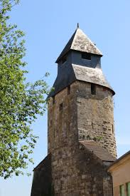 Tour de l'horloge à Bar-le-Duc. Gîte des Palots-Verdun-Meuse