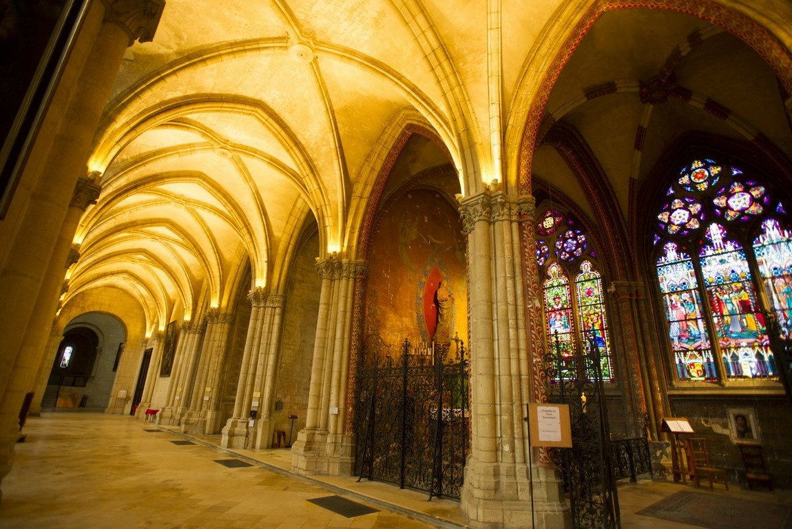 Cathédrale de Verdun. Gîte des Palots-Verdun-Meuse
