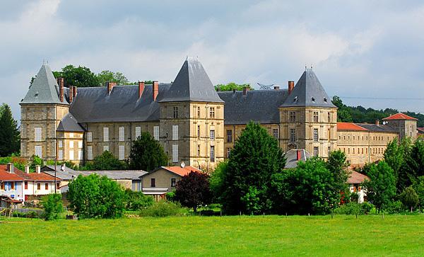 Louppy-sur-Loison. Gîte des Palots-Verdun-Meuse