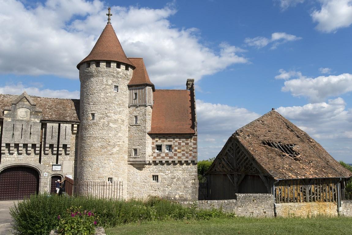Château d'Hattonchâtel. Gîte des Palots-Verdun-Meuse
