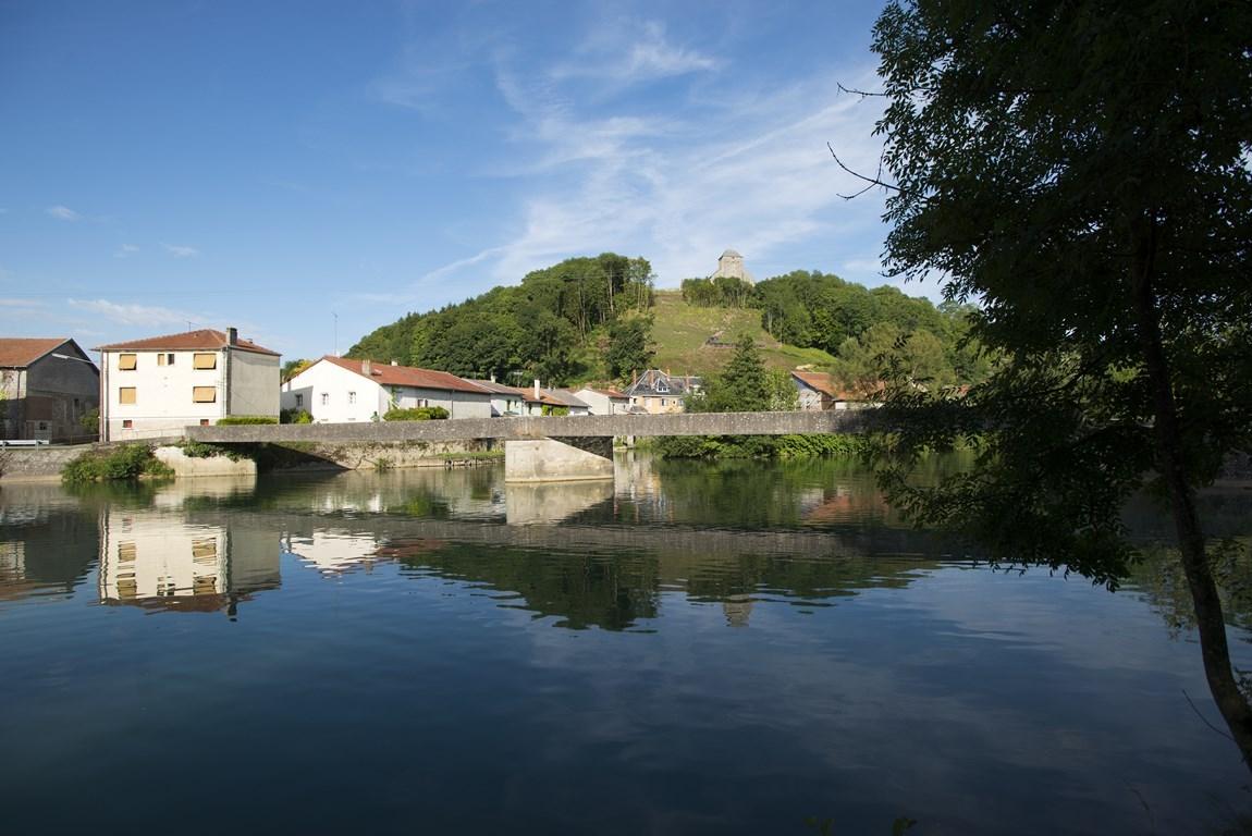 Dun-sur-Meuse. Gîte des Palots-Verdun-Meuse
