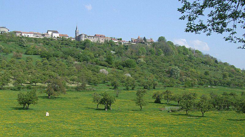 Côtes de Meuse. Gîte des Palots-Verdun-Meuse